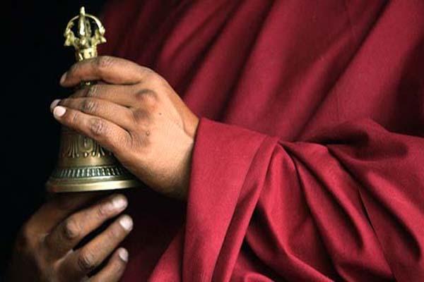 conoce las campanas tibetanas