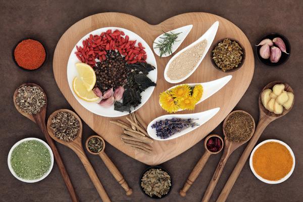 combina alimentos para equilibrarte