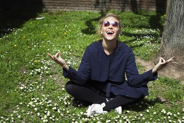 el yoga de la risa